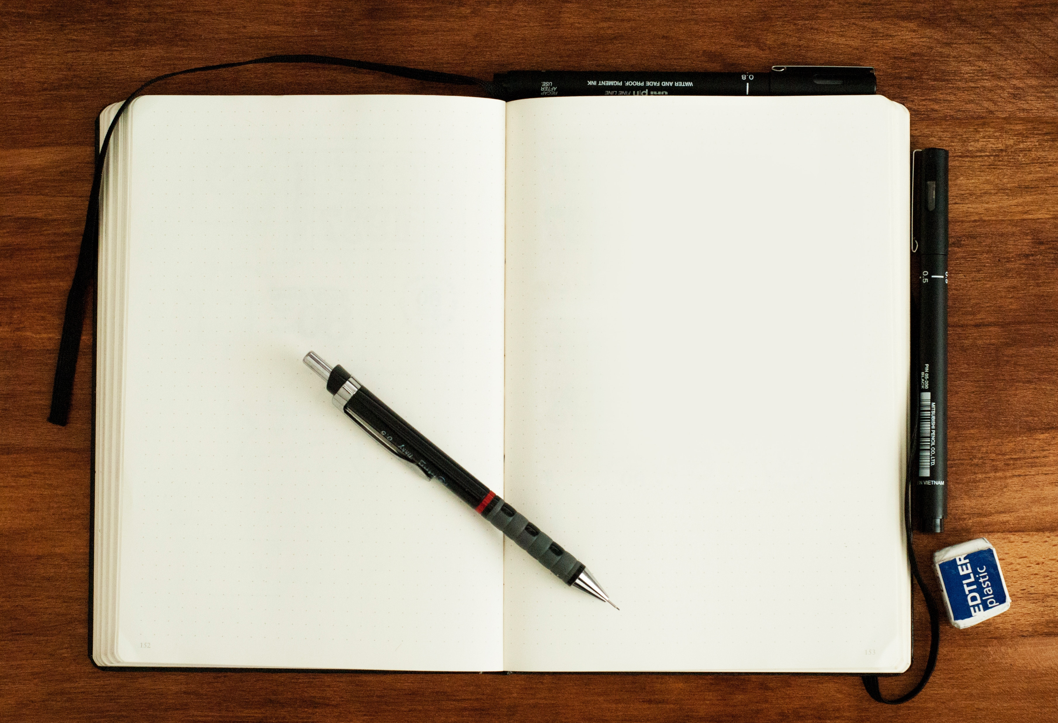 Don't be Intimidated by a Blank Page
